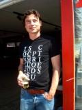 T-shirt herenmodel